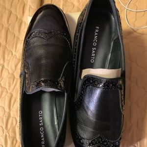 Franco Sarto flat loafers